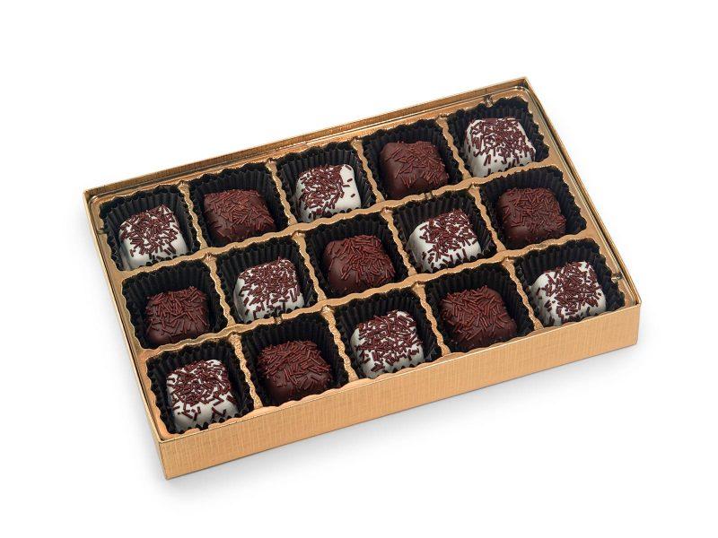 Assorted fudge box