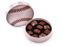 Baseball chocolate box