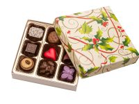 9 piece Holly Chocolate Box