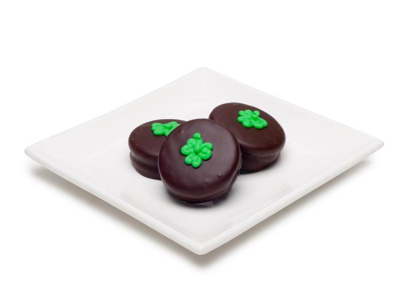 St. Patrick's Double Stuf Oreos