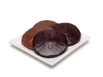 Sand Dollar Chocolates